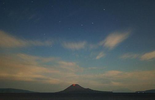 Krakatoa Reawakens, And The World Shall Tremble