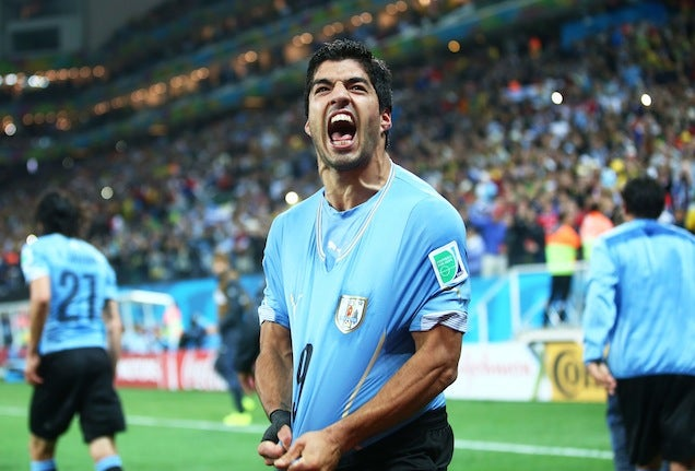 The Many Crimes Of Luis Suárez, Soccer's Notorious Supervillain