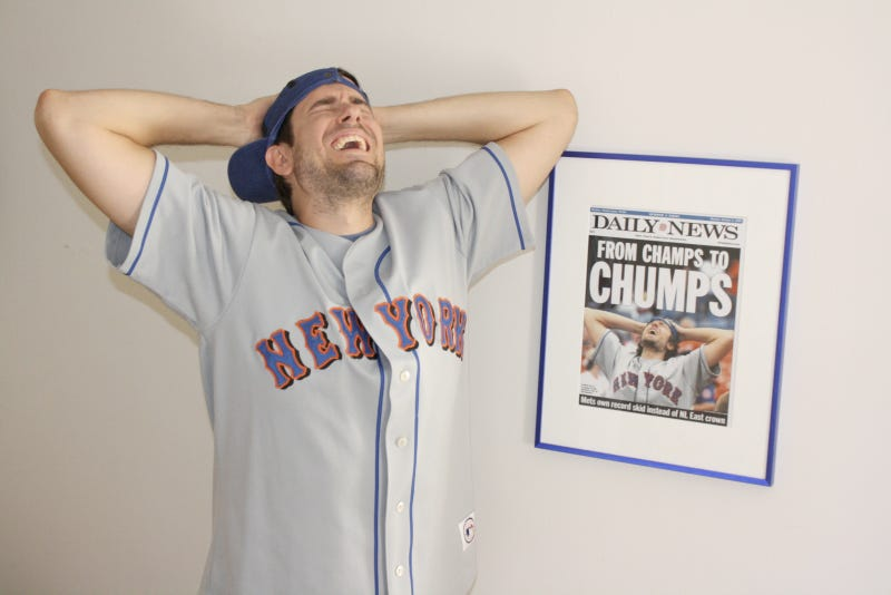 Deadspin Classic: Meet The Mets' Sad Fan