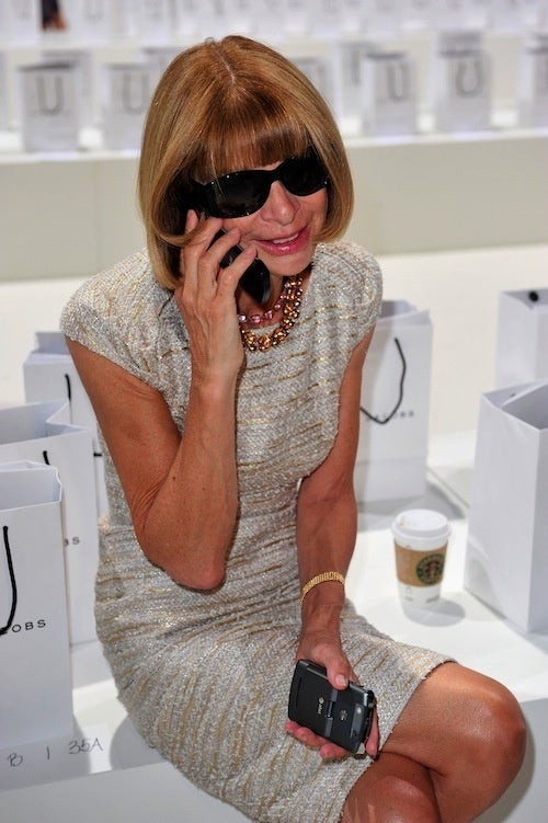 Anna Wintour Wants Some Of That Obama Web Magic