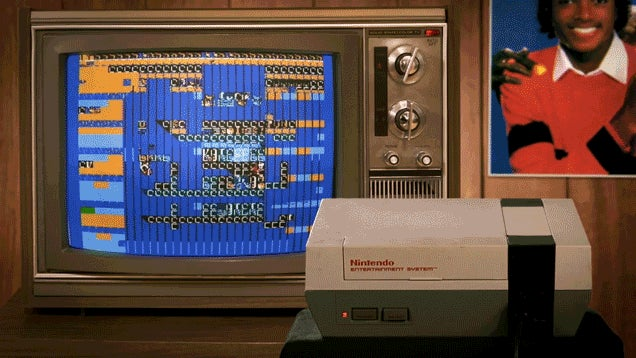 Why Your Brain Kept Telling You to Blow into NES Catridges
