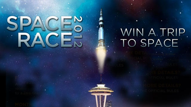 Fly to Space For Free With the Space Needle Sweepstakes
