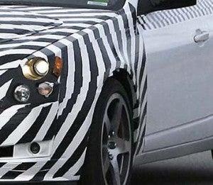 Spy Video: 2008 Cadillac CTS-V