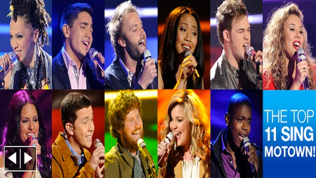 Live: American Idol's Top 11 Perform