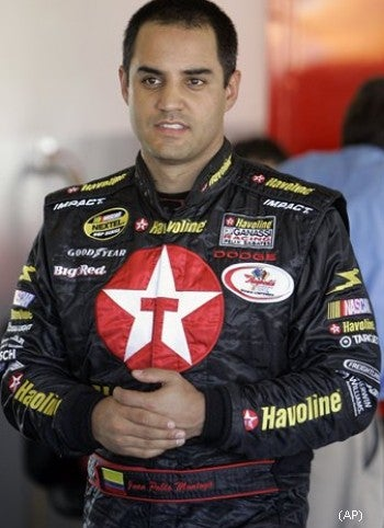 Prepare to Die! Spinning Pruett, Montoya Wins First Nascar Race