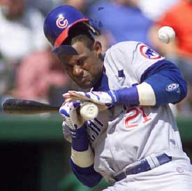 Baseball Remains Very Good To Sammy Sosa