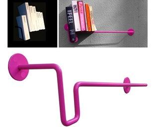 U Bend...Books Become Bookends