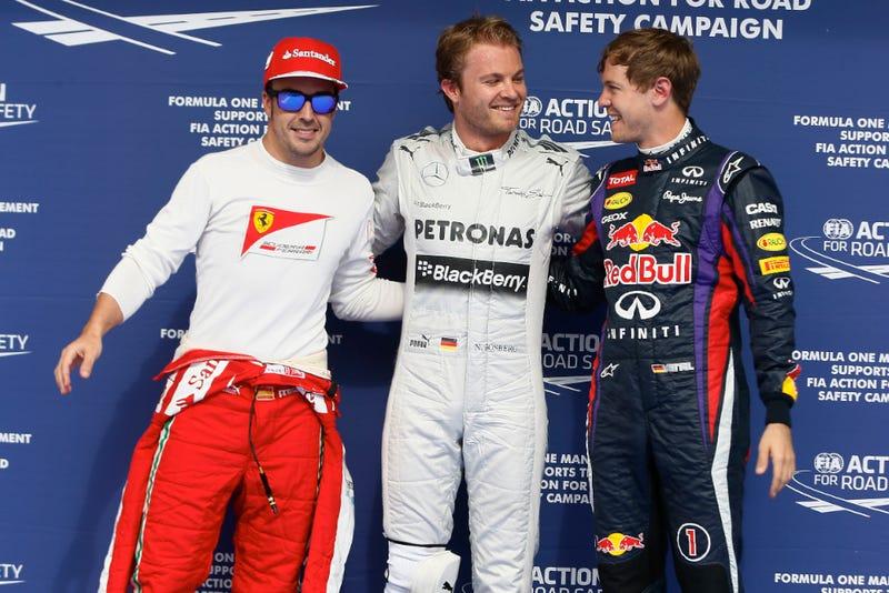 Bahrain Grand Prix Open Thread