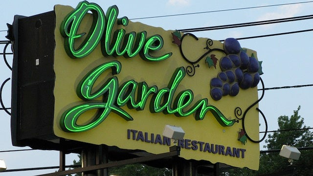 Comment of the Day: The New Olive Garden Slogan