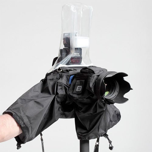 I'm Honestly a Little Frightened by the Hydrophobia Flash 70-200