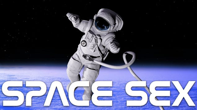 Sex in Space Could Be Deadly