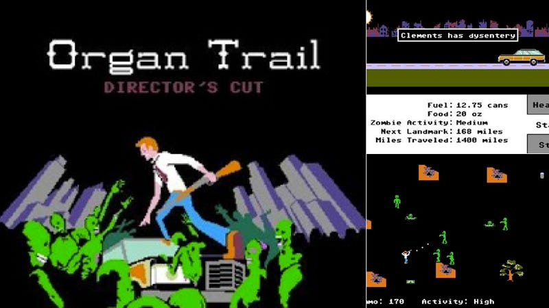 Organ Trail, Pinball Pro, and More