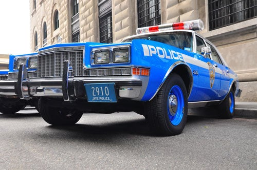 What's Your Favorite Police Paint Scheme?