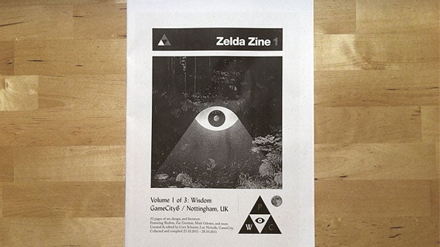 Fans Build Their own Amazing Zelda Magazine