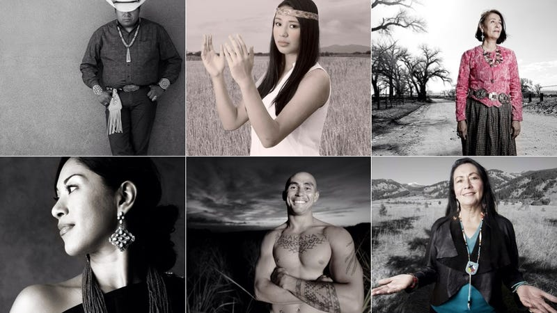 Combating the Misrepresentation of Native Americans, Through Photos