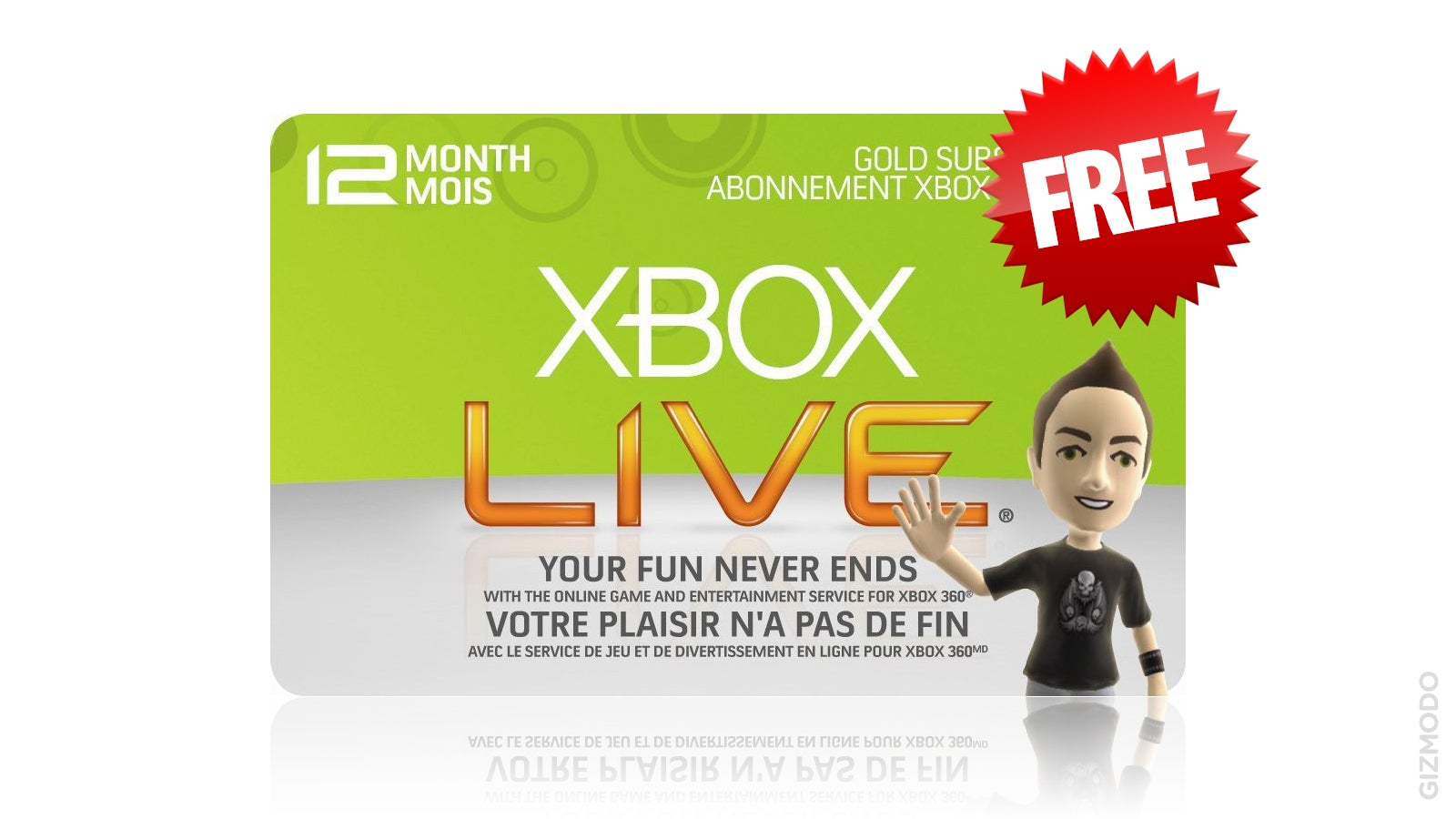 Free Xbox Live Gold Membership No Surveys Or Downloads - are ...