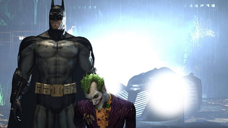 Batman: Arkham Asylum Delayed?