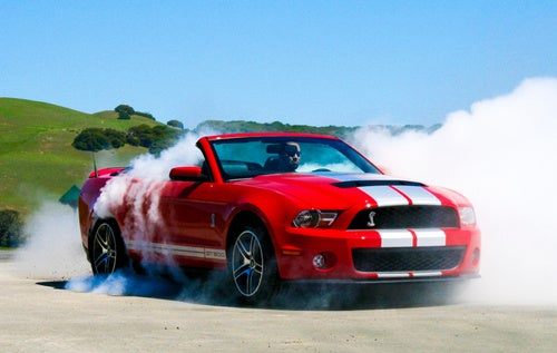 Ford Issues Immediate Fix For Defective 2010 Shelby GT500 Tires