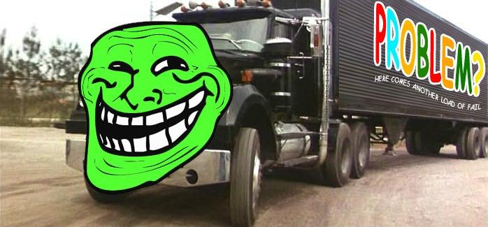 The ultimate troll cars/trucks