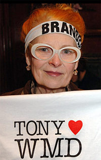 Vivienne Westwood: Yup, Still Nuts