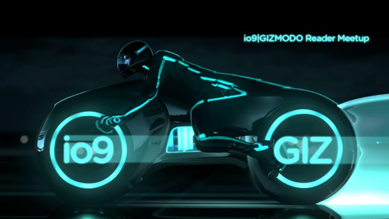 TRON: Legacy Reader Meetups in SF, NYC and Everywhere Else TODAY