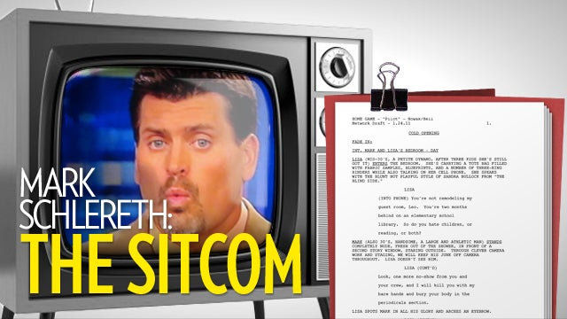 Mark Schlereth Has A New Sitcom
