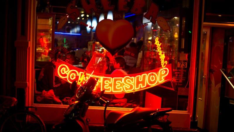Good News, Wayfaring Stoners: You Can Still Smoke Pot in Amsterdam