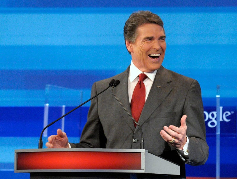 Larry Flynt Offering $1 Million For Rick Perry Sex Stories