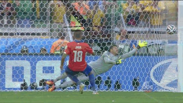 Brazil Win On Penalty Kicks