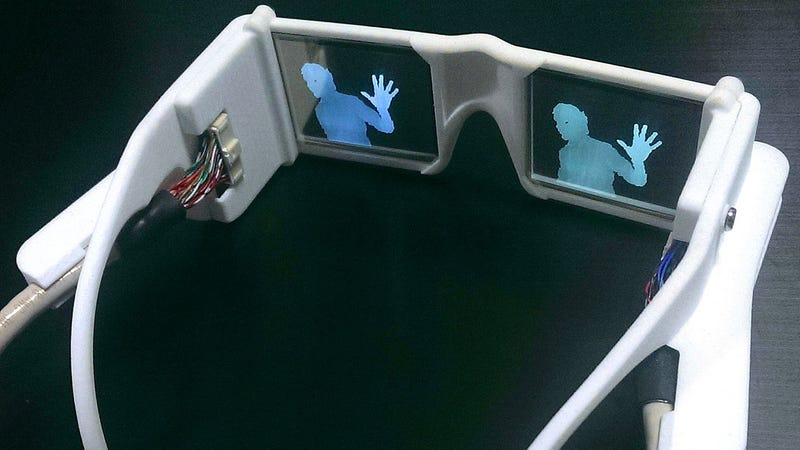 These Smart Glasses Could Help the Blind to See