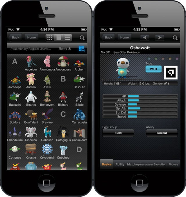 $26 Transforms Your iPhone or iPad Into the Ultimate Official Pokédex