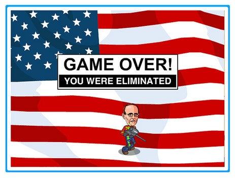 Flash Game Shocks Nation