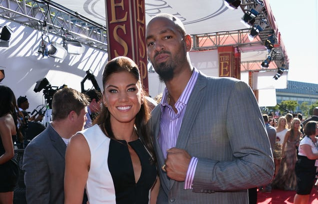 Hope Solo Arrested On Domestic Violence Charges