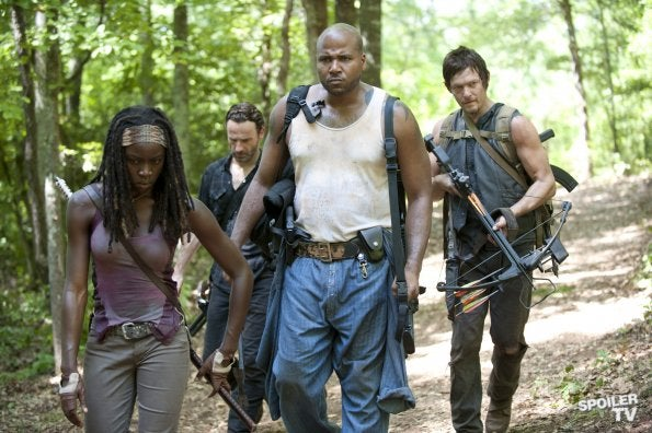 The Walking Dead Episode 3.07 Promo Pictures