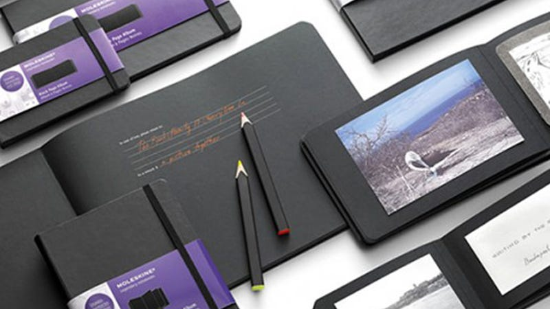 Moleskine's New Notebooks: All Black Everything