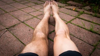 ​The Reluctant Man's Guide To Shaving Your Legs