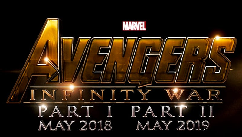 What Should the New Titles of the Avengers: Infinity War Movies Be?