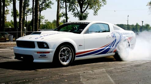 Ford Readies Mustang Cobra Jet Drag Race Package