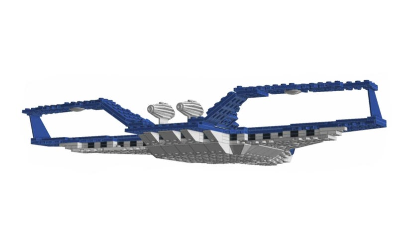 Are These Lego Designs the Future of Aerospace Engineering?