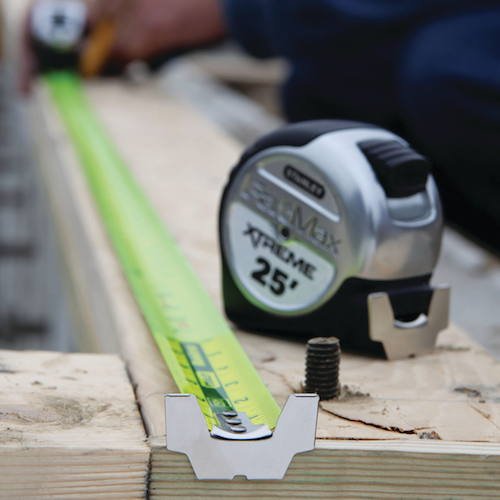 A Bit of Genius Design Perfects the Common Tape Measure