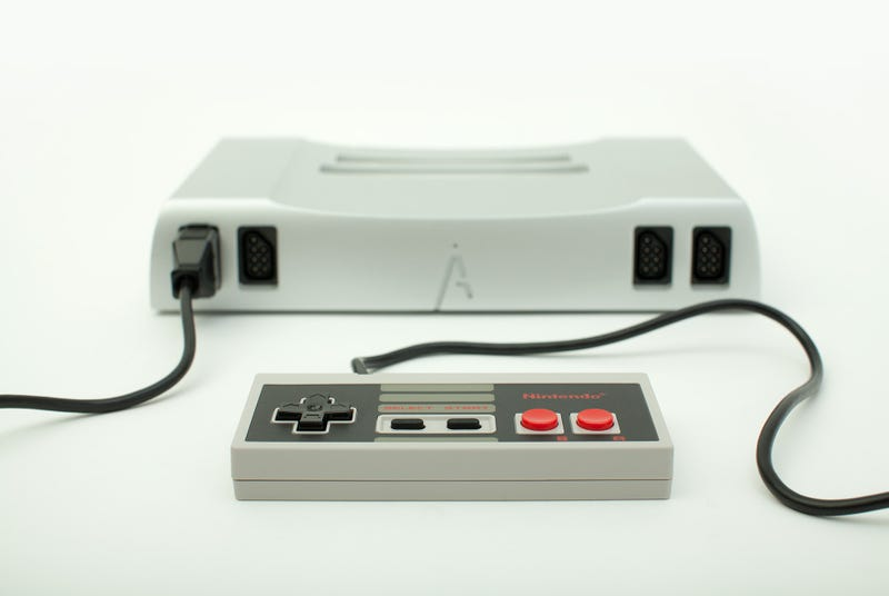 $500 Aluminum Nintendo Console Is A Thing Of Beauty