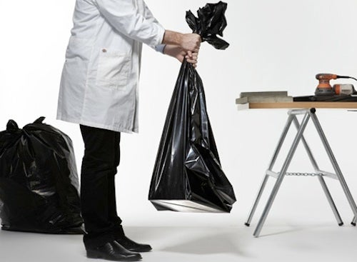 The Toughest Garbage Bag You Can Buy (Pay Attention, Dexter)