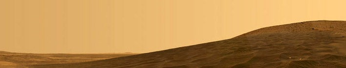 Bech On Mars: John Updike Considers The Red Planet