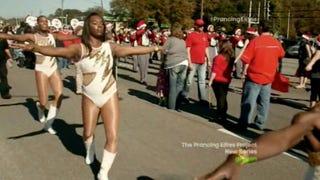 Watch a Black Gay Dance Team Prance Past Jeering Bigots in Alabama