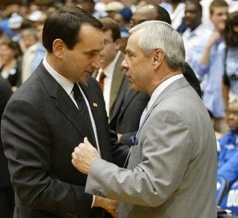 Breaking: North Carolina Natives Prefer Ol' Roy To Coach K