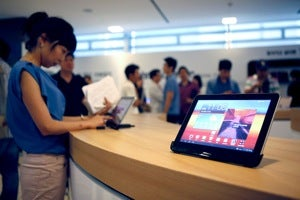 Court Rules Galaxy Tab 7.7 Can't Even Be Shown on Germany's IFA Show Floor