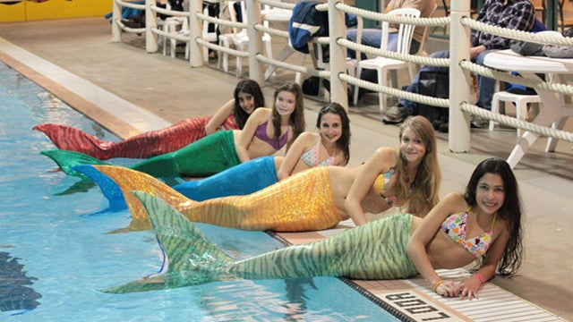 Swimmable Mermaid Tails Are an Embarrassing Way to Drown
