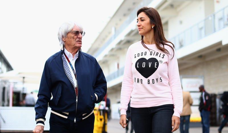Bernie Ecclestone Says F1, NASCAR In Texas On The Same Weekend Is OK