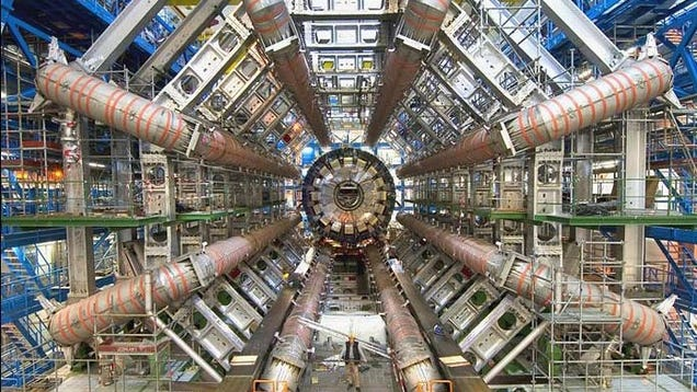 The LHC Is So Sensitive It's Affected By the Moon