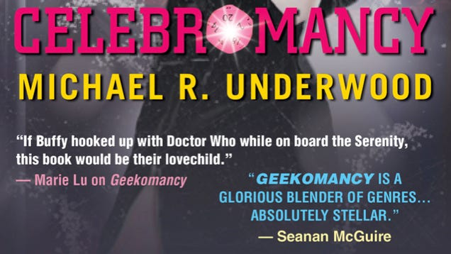 Read the first chapter of Celebromancy!